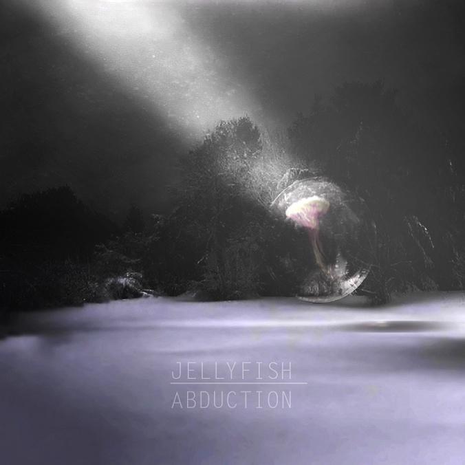 album cover: jelly fish abduction