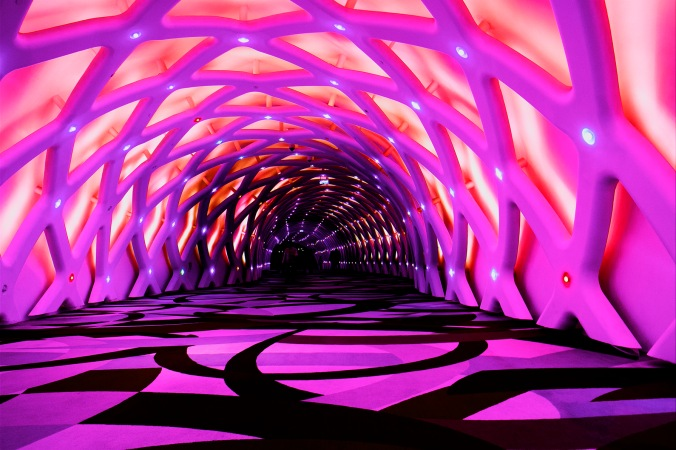 tunnel warp